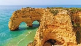 Čarokrásné pobřeží a rozmanitá historie Portugalska