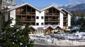 Aparthotel Des Alpes***