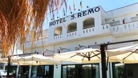 Villa Rosa / Hotel San Remo