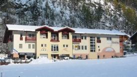 Flattach, Apartmány Mölltaler Gletscher, Zima
