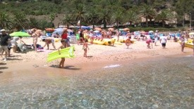 Seniori - More, Hory, Turistika