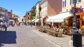 Itálie - Víkendové Koupání