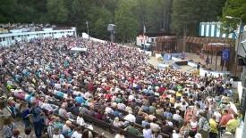 Šlágr Dovolená - Koncert Myjava 5.7.2017 - Dotované Pobyty 50+