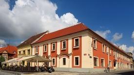Bechyně - Hotel Panská