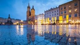 Krakow – Wieliczka – Soľná Baňa