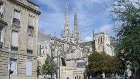 Bordeaux a Akvitánie letecky