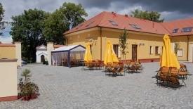 Plzeň - Pivovarský Dvůr Hotel Purkmistr