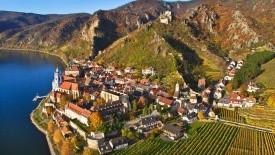 Krems, Durnstein, Melk, Artstetten, Gottweig