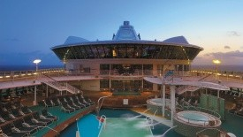 Usa, Dominikánská Republika, Bahamy Ze San Juan Na Lodi Jewel Of The Seas - 393868628