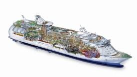 Čína, Vietnam Na Lodi Voyager Of The Seas - 393889477