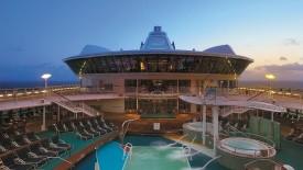 Spojené Arabské Emiráty, Omán Z Dubaje Na Lodi Jewel Of The Seas - 393884516