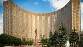 Hotel Cosmos, Moskva