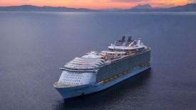 Usa, Mexiko, Honduras Na Lodi Harmony Of The Seas - 393858873