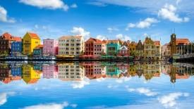 Surinam - Francouzská Guyana - Curacaoo