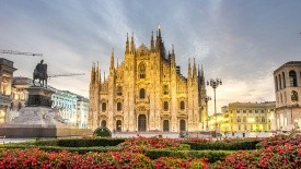 To nejlepší z Milána + NÁKUPY (letecky z Ostravy – Krakova)
