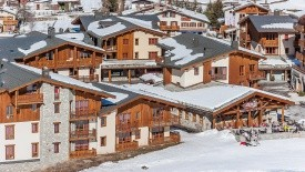 Les Balcons Village Apt. 2-4 Os. Superior (35M²)